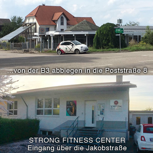 Strong Fitness Center